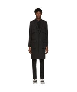 Undercover | Long Cargo Pockets Trench Coat
