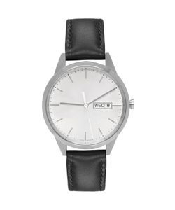 Uniform Wares | And Leather C40 Calendar Watch