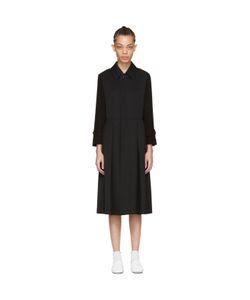 Tricot Comme des Garçons | Wool And Crepe Coat