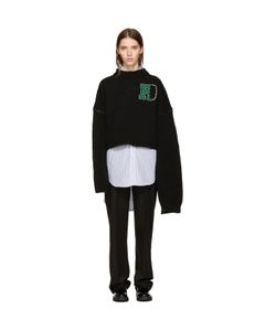 Raf Simons | University Badge Sweater