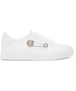 Versus | Safety Pin Sneakers