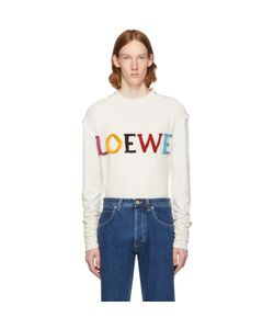 Loewe | Long Sleeve Colors T-Shirt
