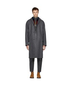 Kolor | Long Wool And Cashmere Coat