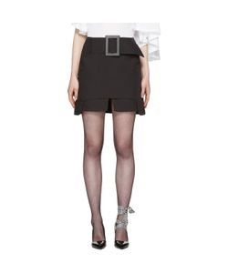 Toga | Buckle Miniskirt
