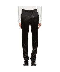 Raf Simons | Satin Slim Pants