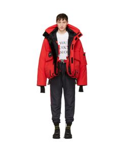 VETEMENTS | Canada Goose Edition Down Parka