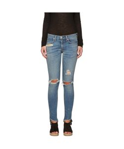 Rag & Bone | Distressed Skinny Jeans