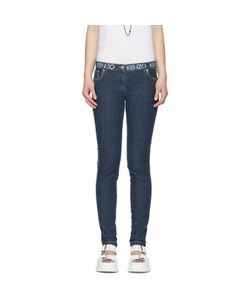 Kenzo | Logo Waistband Jeans