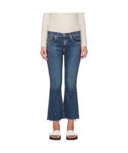 Rag & Bone | Crop Flare Jeans