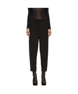T By Alexander Wang | Crepe Lounge Pants