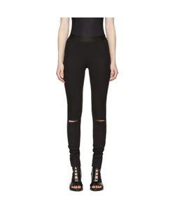 Ann Demeulemeester | Knee Slit Trousers