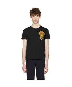Alexander McQueen | Embroide Skulls T-Shirt