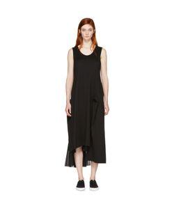 Ys | Contrast Pleat Dress