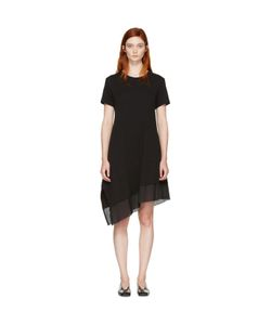 NOCTURNE 22 | Asymmetric T-Shirt Dress