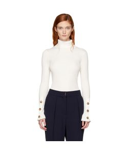 See By Chloe | Button Turtleneck