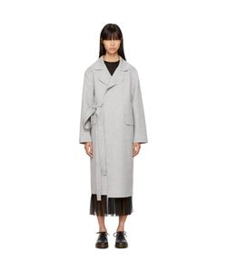 Sara Lanzi | Wool Wide Coat