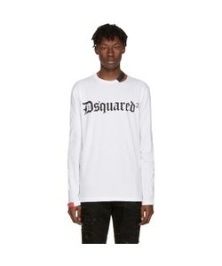 Dsquared2 | Cut-Out Logo T-Shirt