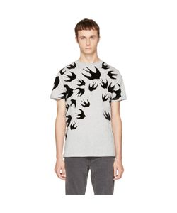 Mcq Alexander Mcqueen | And Swallows T-Shirt