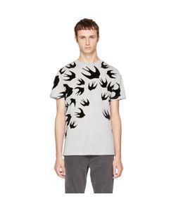 Mcq Alexander Mcqueen   And Swallows T-Shirt