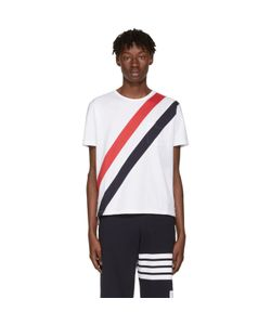 Thom Browne | Stripes Pocket T-Shirt