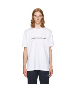 PALM ANGELS | High As Your Expectations T-Shirt