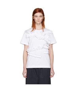 Cedric Charlier | Cédric Charlier Ruffle T-Shirt