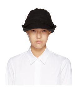 Ys | Brim Fold Cloche Hat