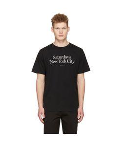 SATURDAYS NYC | Miller Standard T-Shirt