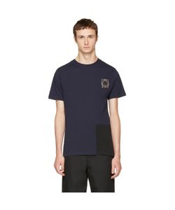 Mcq Alexander Mcqueen | And Colorblock Glyph Logo T-Shirt