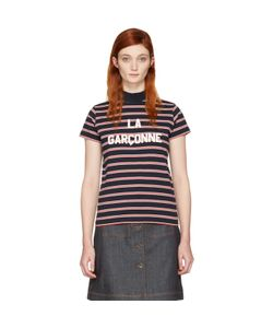 Harmony | Striped La Garçonne T-Shirt