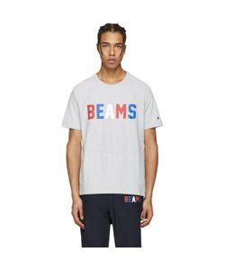 Champion x Beams | Logo T-Shirt