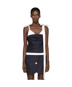 JACQUEMUS | And Le Top Bustier Tank Top