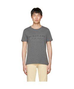 Burberry | Devoré Logo Martford T-Shirt