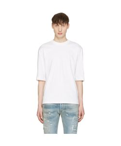 Diesel Black Gold | Poplin Back T-Shirt
