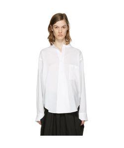 Ys | Open Collar Shirt