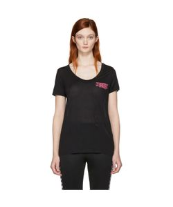 OFF-WHITE | Business Woman Scoop T-Shirt