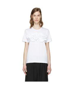COMME DES GARCONS COMME DES GARCONS | Comme Des Garçons Comme Des Garçons Ruffle T-Shirt