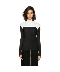 Issey Miyake | And Wooly Wave Turtleneck