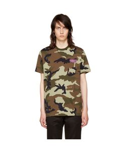 Givenchy | Camouflage T-Shirt