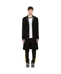 Versus | Nylon Lapel Coat
