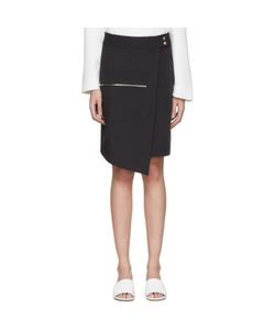 NOMIA | Zip Wrap Skirt