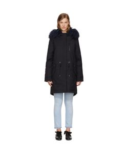Mackage | Exclusive Navy Down Renata Coat