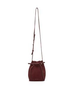 MANSUR GAVRIEL | Suede Mini Mini Bucket Bag