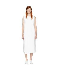 Hyke   Foldover Panel Dress