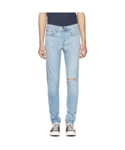 Rag & Bone | Standard Issue Fit 1 Extra Slim Jeans