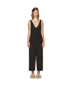 See By Chloe | See By Chloé Crepe Bow Jumpsuit