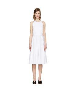 ROSETTA GETTY   Poplin Halter Dress