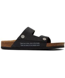 Undercover | Straps Sandals