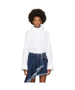 Marques Almeida | Cotton Rectangle Blouse