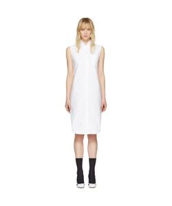 Thom Browne | Sleeveless Shirt Dress